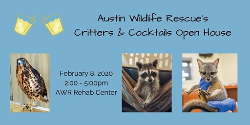 AWR's Critters & Cocktails Open House
