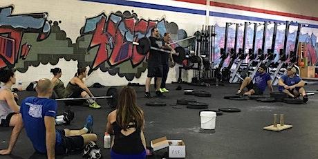 Crossfit Killshot Cohen Weightlifting Seminar tickets