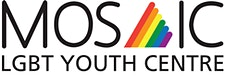 Mosaic LGBT Youth Centre logo