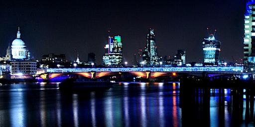 London Photography Tour At Night Southbank