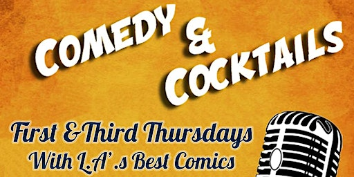 Simi Valley Live Comedy at Santour Kabobery -- Thursday, March 5
