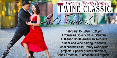 Peoria North Rotary Wine Classic tickets