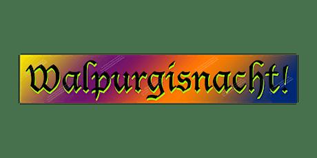Walpurgisnacht! in Palatine, IL - April 30th, 2020 tickets