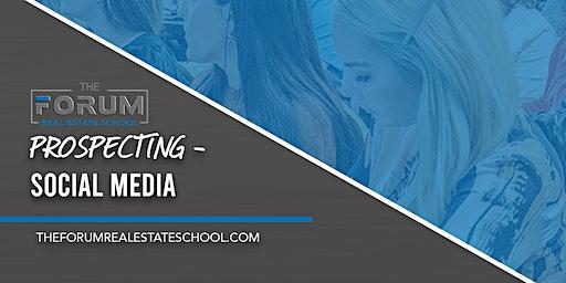 Prospecting - Social Media