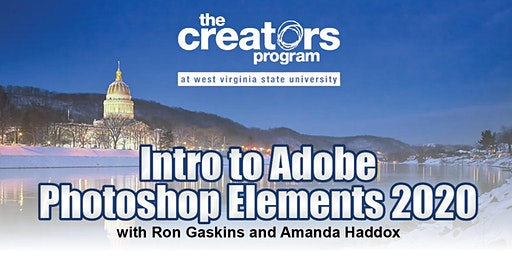 Intro to Photoshop Elements