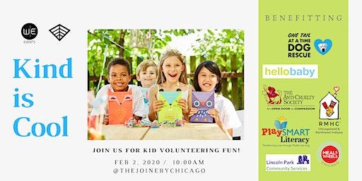 Kid Volunteering Event