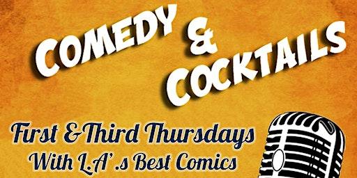 Simi Valley Live Comedy at Santour Kabobery -- Thursday, April 16