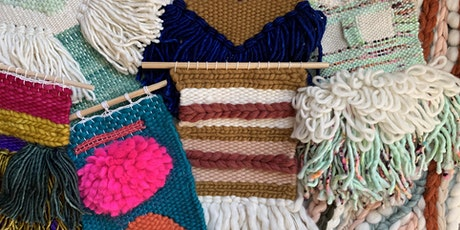 Introduction to Modern Tapestry Weaving Workshop tickets