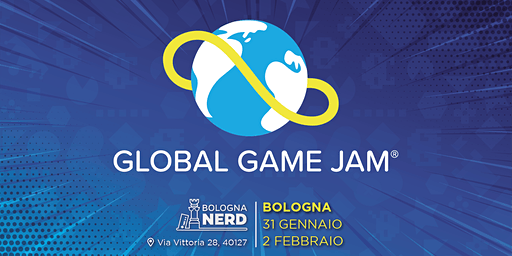Global Game Jam 2020 - Bologna