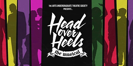 AUTS PRESENTS: Head Over Heels tickets