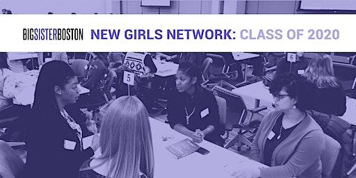 Big Sister Boston's New Girls Network
