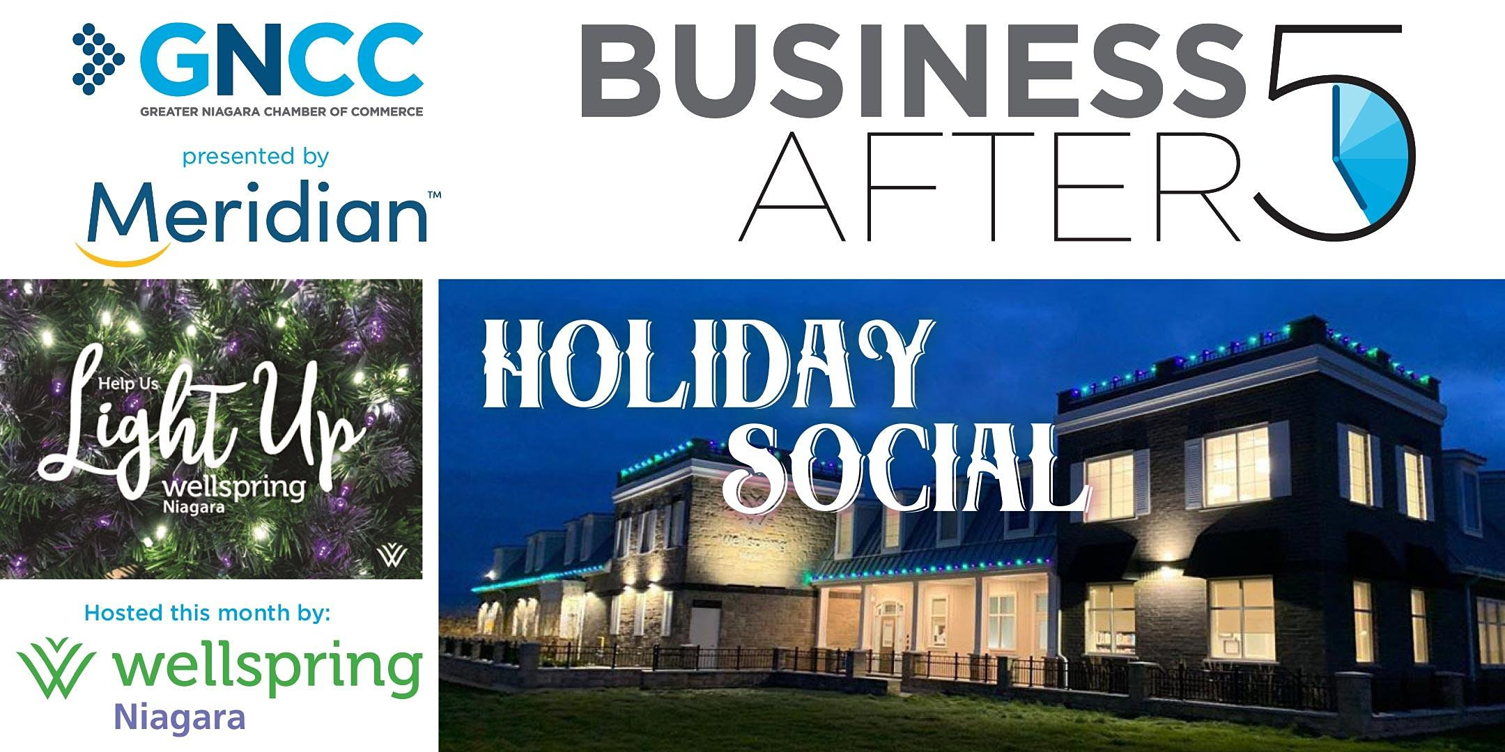 Business After 5 – Holiday Social
