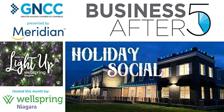 Business After 5 - Holiday Social tickets