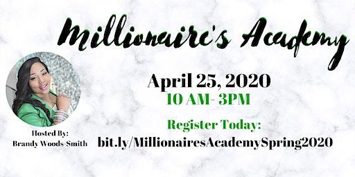 Millionaire's Academy: Momentum, Marketing & Money