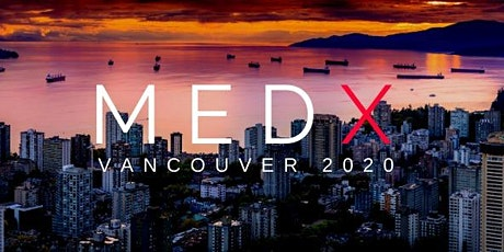 MedX Vancouver 2020 tickets