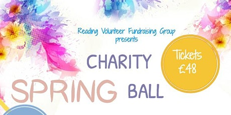 Spring Ball in aid of Alzheimer's Society & Thrive tickets