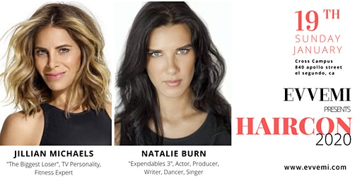 "HairCon 2020 ""Where Every Head Turns"""