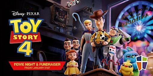 Toy Story 4 Movie Night & Fundraiser
