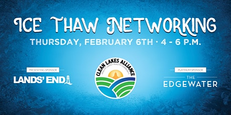 Ice Thaw Networking tickets