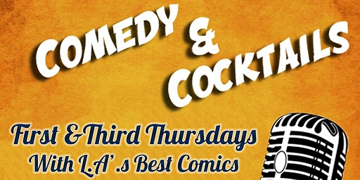 Simi Valley Live Comedy at Santour Kabobery -- Thursday, June 18
