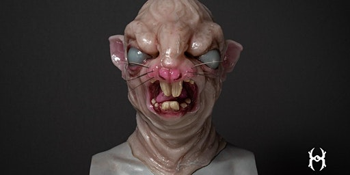 10-Day Silicone Mask Making Workshop - Create Your Own Fantasy Creature