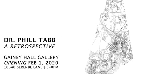 Dr. Phill Tabb, A Retrospective | Gainey Hall Gallery Exhibition