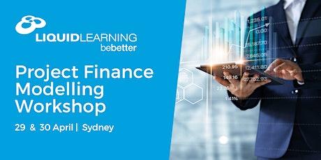 Project Finance Modelling Workshop Sydney tickets