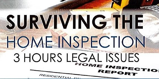 Surviving The Home Inspection