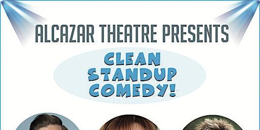Carpinteria Comedy Night at Alcazar Theater -- Saturday, January 18