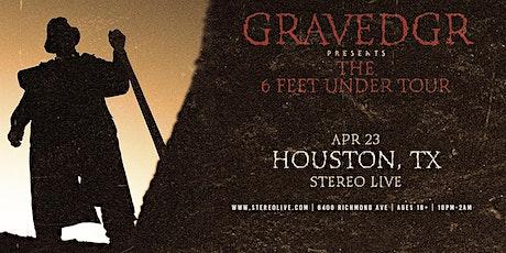 GRAVEDGR - Stereo Live Houston tickets