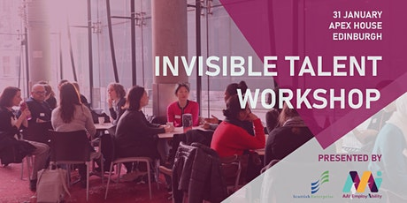 Invisible Talent Workshop tickets