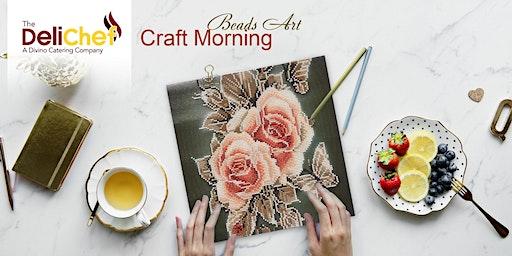 5D Picture Beads Art Class
