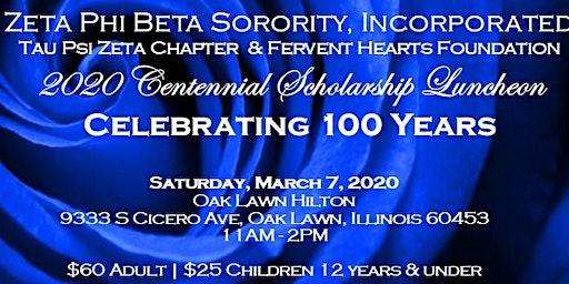 TPZ 2020 Centennial Scholarship Luncheon: Celebrating 100 Years
