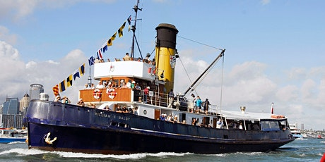 Auckland Anniversary Day Tugboat Race 2020 tickets