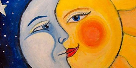 Sun & Moon Paint Night Date Night tickets