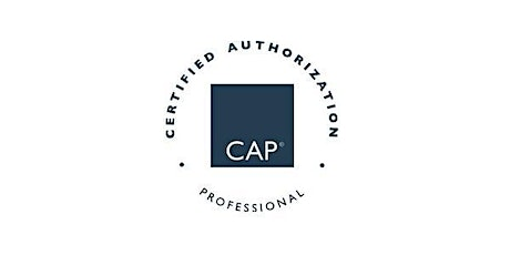 Newark, NJ | Certified Authorization Professional (CAP), Includes Exam  tickets