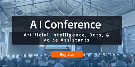 Artificial Intelligence Conference tickets