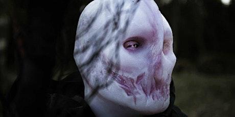 10-dagars kurs i skapande av fantasifulla masker i silikon i Face Off-anda biljetter