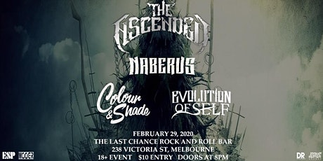 Destruct Agency Presents - Metal in Melbourne Feb 29th tickets