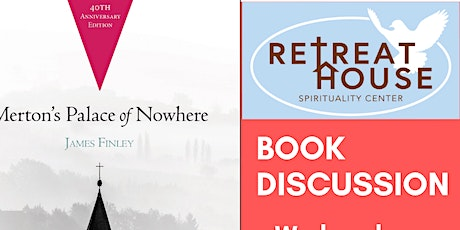 RH Book Discussion:  Merton's Palace of Nowhere by James Finley tickets