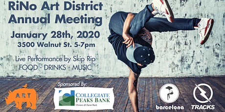 RiNo Art District Annual Meeting tickets