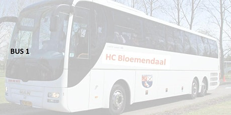 9 april Retour Bloemendaal - Wagener Stadion (EHL Final 8)  tickets