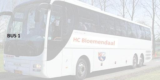 9 april Retour Bloemendaal - Wagener Stadion (EHL Final 8)