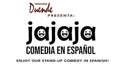Duende Spanish Comedy Nights  - P R E M I E R ! ! ! - tickets