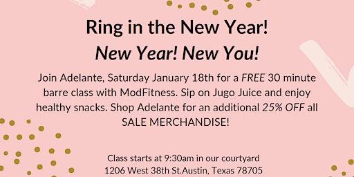 Adelante X ModFitness Free Event