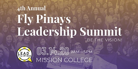 2020 Annual Fly Pinays Leadership Summit tickets
