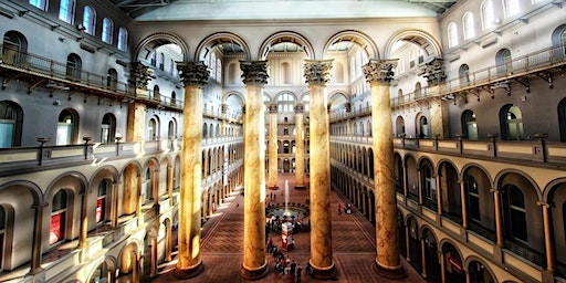 Asana and Architecture at the National Building Museum