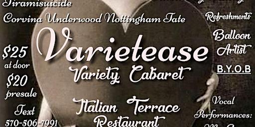 Varietease presents A Variety Cabaret