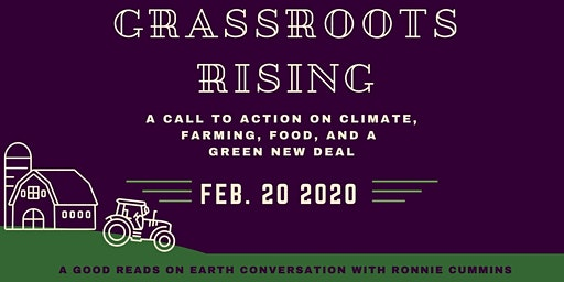 Grassroots Rising: Climate, Food, & a Green New Deal w/ LOE