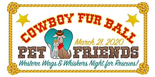 "2020 ""COWBOY"" FUR BALL Dinner & Auction"